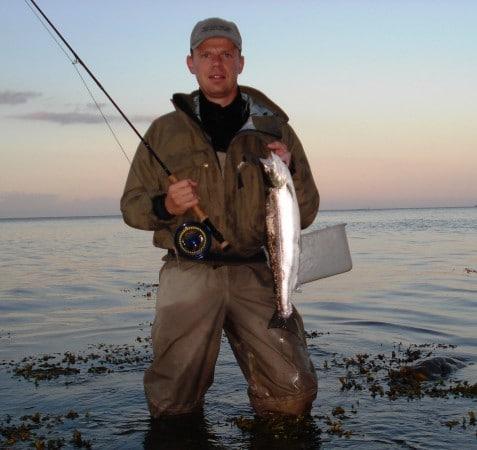sommerfiskeri på fyn Niklas go fishing