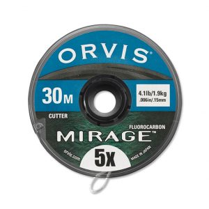 ORVIS FLUOROCARBON FORFANGS TIP-MATERIALE