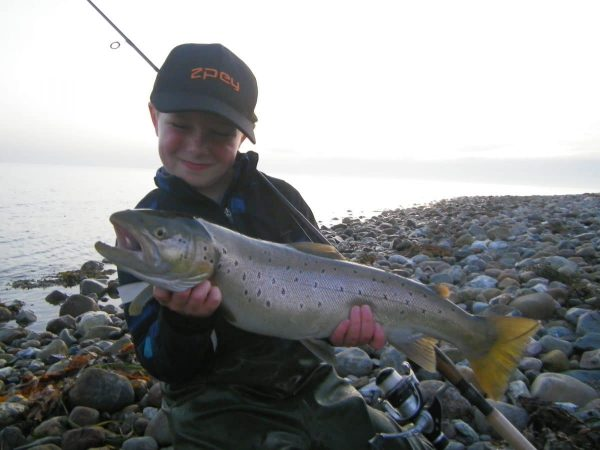 Seatrout open