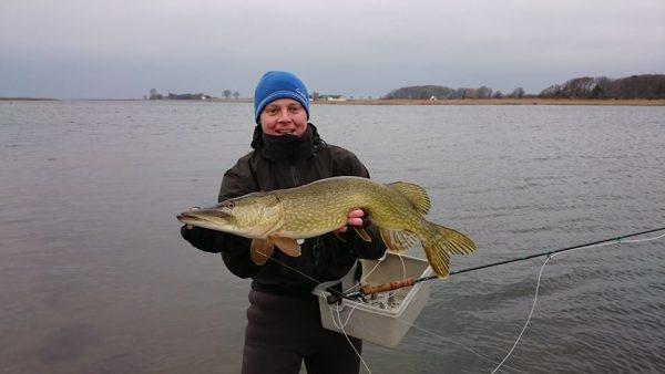 Rene hansen - ny mand hos Go-Fishing