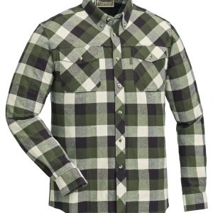 Pinewood Lumbo flanellsskjorte 100 % Uld