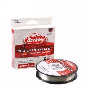 Berkley - Solutions Nylon fiskeline,Berkley,Fiskeline,Nylon line,Fiskesnøre