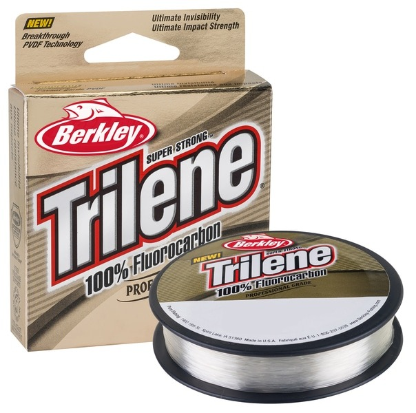 Berkley Triline 100 % Fluorocarbon
