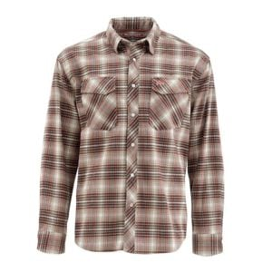 SIMMS GALLATIN STRETCH FLANNEL SKJORTE