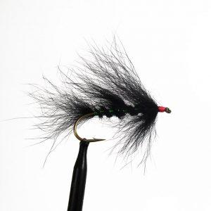 Sort Sølvræv - Kystfluen til Natfiskeri