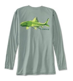 ORVIS BONEFISH BONES TECH SHIRT