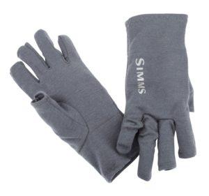 Simms Ultra-Wool Core 3-Finger Fiskehandske ,Handsker,Fiskehandske,Simms,Glove