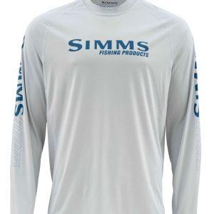 SIMMS SOLARFLEX LS CREW GRAPHIC PRINTS