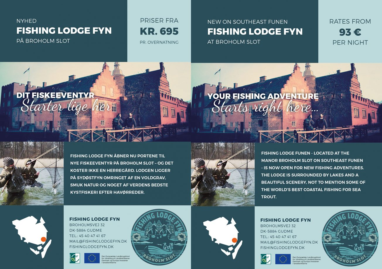Fishing Lodge Fyn