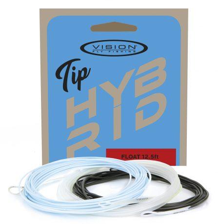 Vision Hybrid Tapered tips