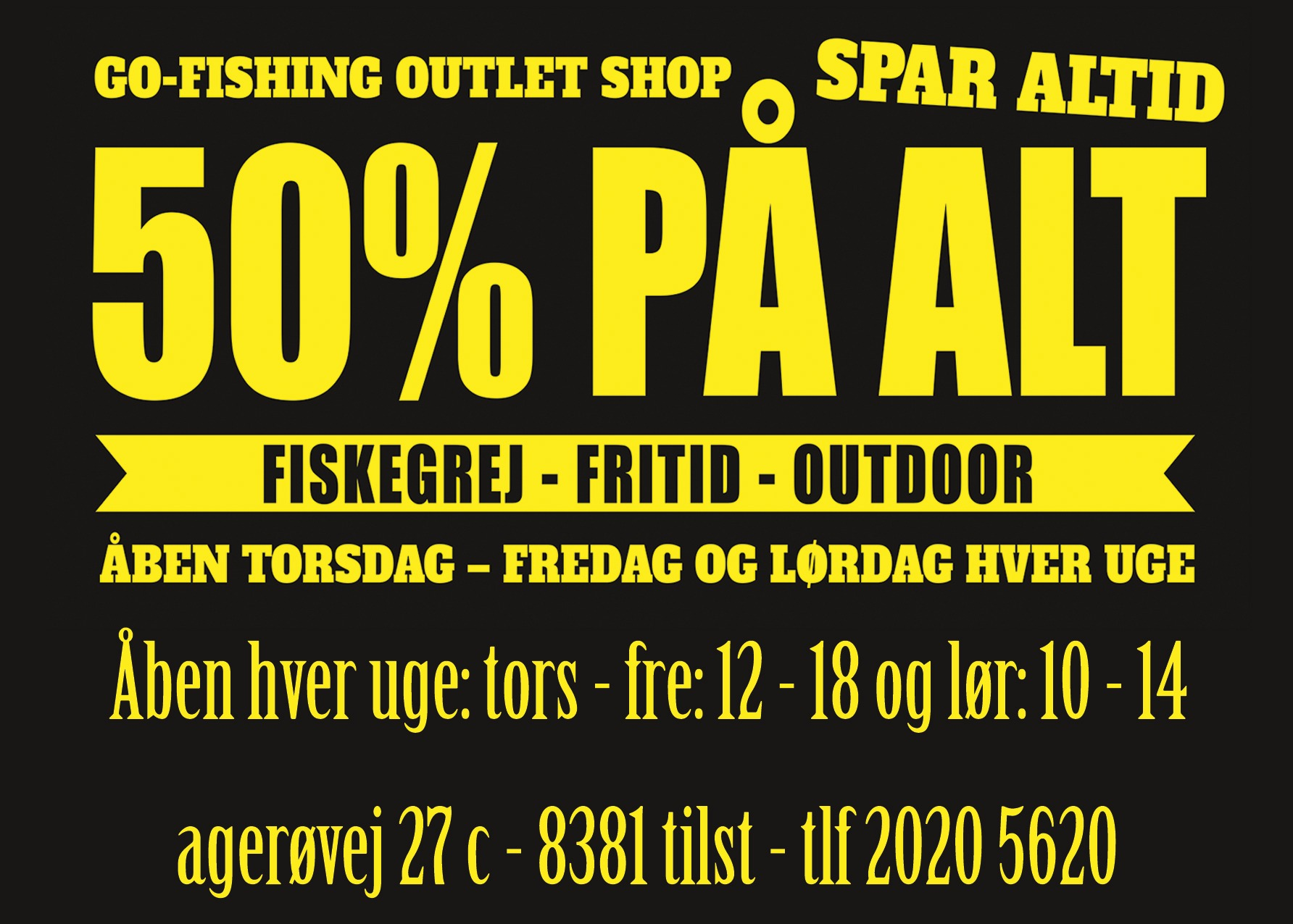 Go-Fishing Outletshop