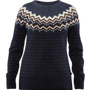 Fjällräven Övik Knit Sweater W til udelivet
