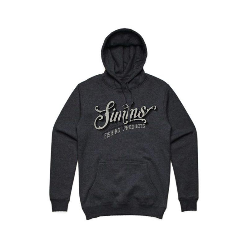 Simms lager script hoodie