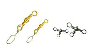 Svirvler/Hægter/Wire m. m.