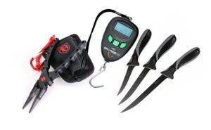 Knive/Tools/Vægte m.m.