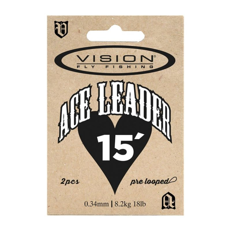 vision ace 15 fods forfang