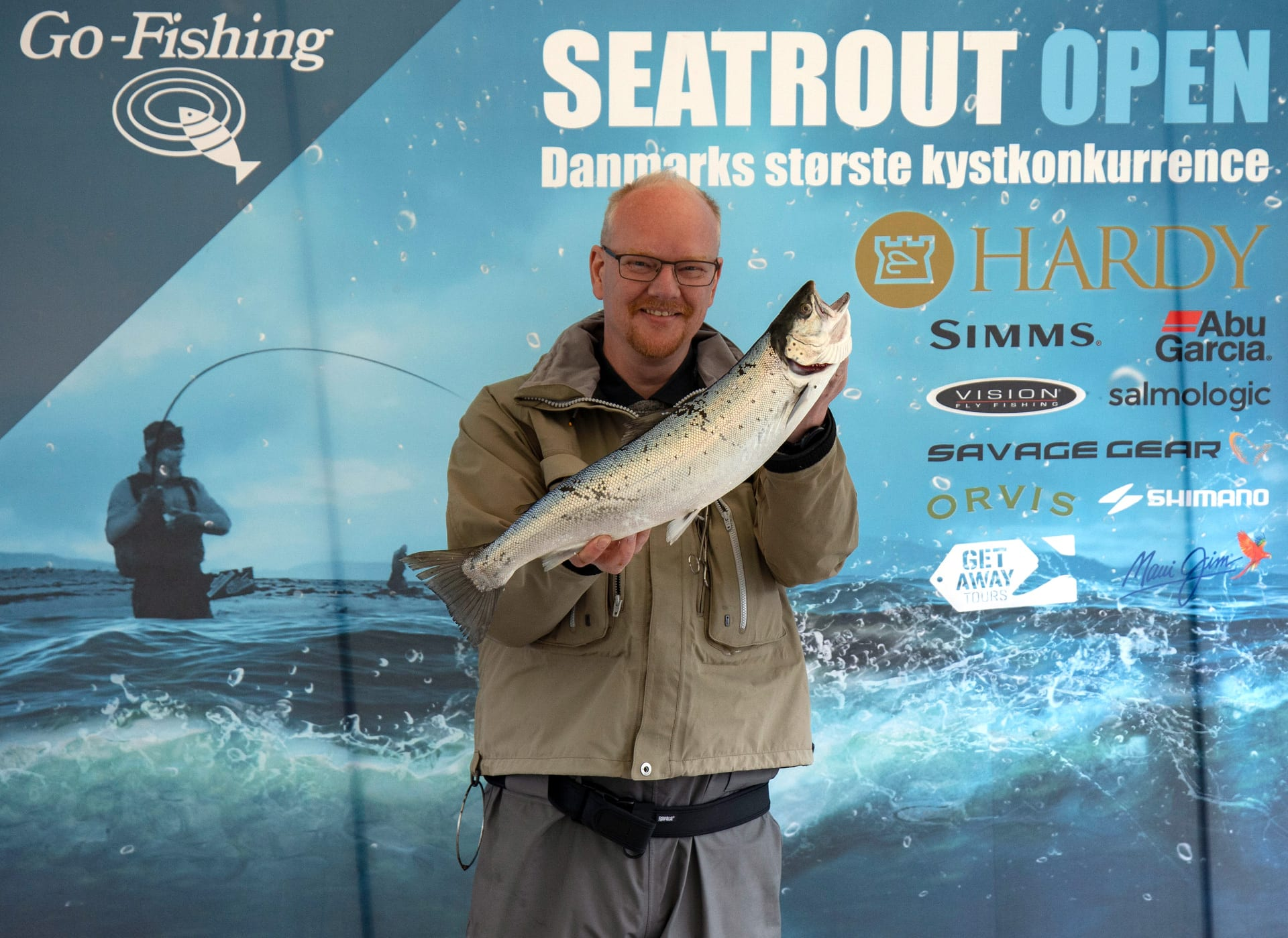 Seatrout Open deltager Jimmi Steinicke
